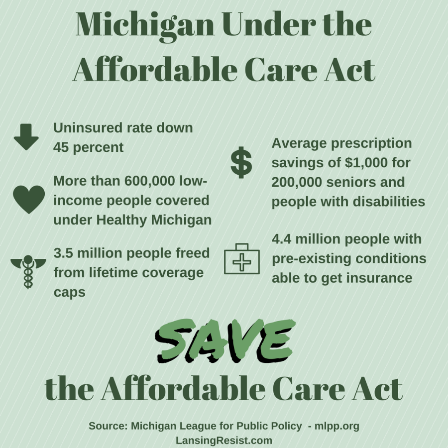 Michigan Under the Affordable Care Act (1)
